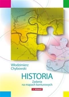 HISTORIA ZADANIA NA MAPACH KONTUROWYCH DEMART