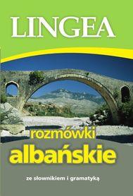 Rozmówki albańskie LINGEA