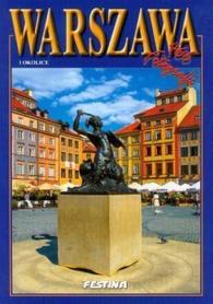 WARSZAWA I OKOLICE album 466 fotografii FESTINA j. polski