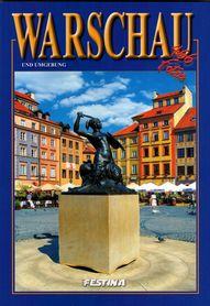 WARSZAWA I OKOLICE album 466 fotografii FESTINA j. niemiecki