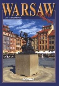 WARSZAWA I OKOLICE album 466 fotografii FESTINA j. angielski