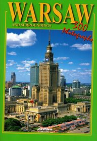 WARSZAWA I OKOLICE album 300 fotografii FESTINA j. angielski