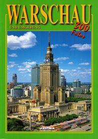 WARSZAWA I OKOLICE album 300 fotografii FESTINA j. niemiecki