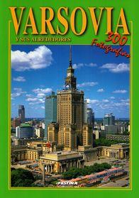WARSZAWA I OKOLICE album 300 fotografii FESTINA j. hiszpański