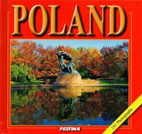 POLSKA album 241 fotografii FESTINA j. angielski
