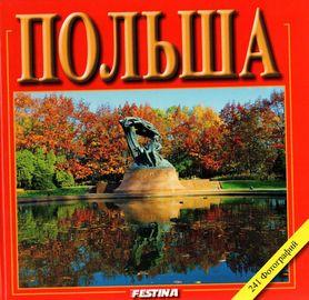 POLSKA album 241 fotografii FESTINA j. rosyjski