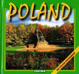 POLSKA album 200 fotografii FESTINA j. angielski