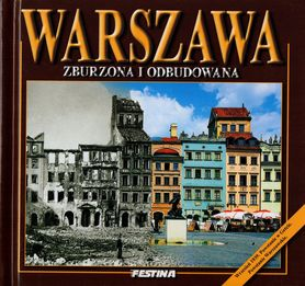 WARSZAWA ZBURZONA I ODBUDOWANA album FESTINA j. polski