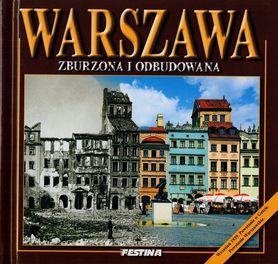 WARSZAWA ZBURZONA I ODBUDOWANA album FESTINA j. portugalski