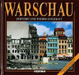 WARSZAWA ZBURZONA I ODBUDOWANA album FESTINA j. niemiecki