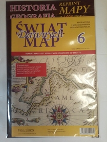 ŚWIAT DAWNYCH MAP NR. 6 IMAGINES