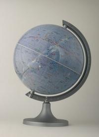 Globus 250 mm nieba z objaśnienem GŁOWALA