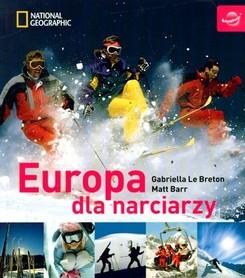 Europa dla narciarzy Matt Barr Gabriella Le Breton