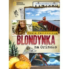 BLONDYNKA NA ORINOKO National Geographic