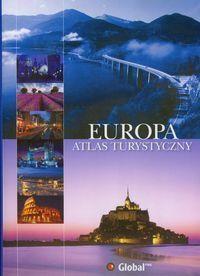 EUROPA atlas turystyczny PWN