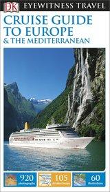 CRUISE GUIDE TO EUROPE & THE MEDITERRANEAN przewodnik DK