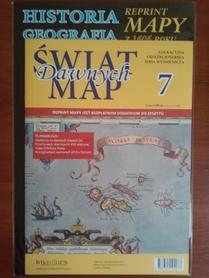 ŚWIAT DAWNYCH MAP NR. 7 IMAGINES