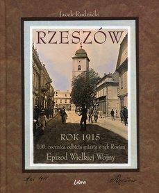 RZESZÓW - ROK 1915 - LIBRA