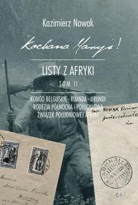 KOCHANA MARYŚ - LISTY Z AFRYKI - SORUS