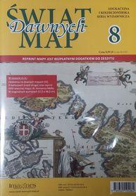 ŚWIAT DAWNYCH MAP NR. 8 IMAGINES