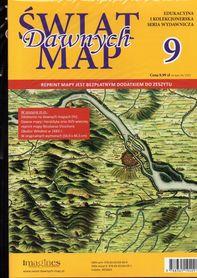 ŚWIAT DAWNYCH MAP NR. 9 IMAGINES