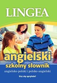 Angielski Szkolny Słownik - LINGEA 2016