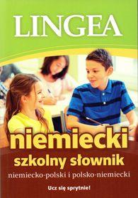 Niemiecki Szkolny Słownik - LINGEA 2016