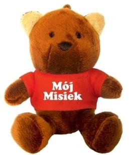 BRELOK MIŚ - MÓJ MISIEK