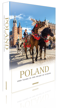 POLSKA ALBUM Poland 1000 Years in the Heart of Europe wer. ang EXPRESSMAP