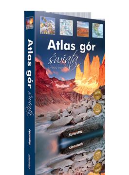 ATLAS GÓR ŚWIATA -  SZCZYTY MARZEŃ - wydanie II EXPRESSMAP