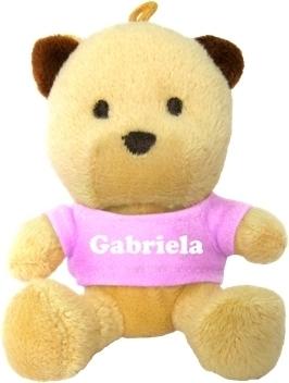 BRELOK MIŚ - GABRIELA