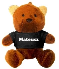 BRELOK MIŚ - MATEUSZ