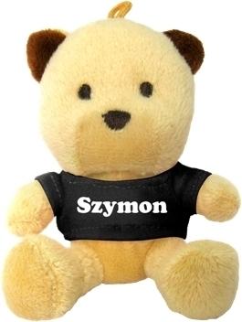 BRELOK MIŚ - SZYMON