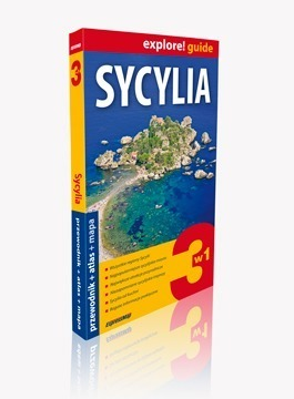 SYCYLIA 3w1 przewodnik + atlas + mapa EXPRESSMAP 2018