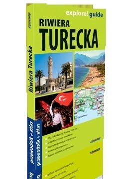 Riwiera Turecka przewodnik + atlas EXPRESSMAP