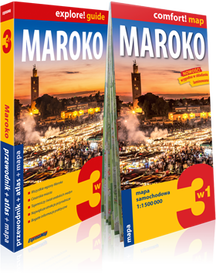 Maroko przewodnik + atlas + mapa EXPRESSMAP
