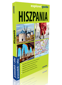 Hiszpania przewodnik + atlas EXPRESSMAP