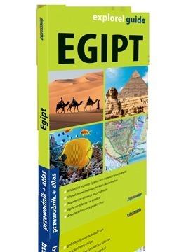 Egipt przewodnik + atlas EXPRESSMAP