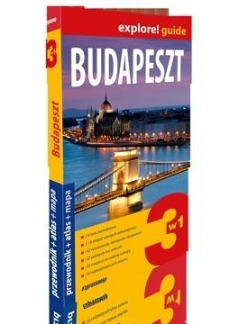 Budapeszt (wydanie III) przewodnik + atlas + mapa EXPRESSMAP
