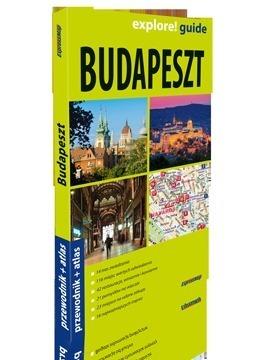Budapeszt (wydanie II) przewodnik + atlas EXPRESSMAP