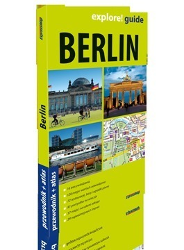Berlin (wydanie II) przewodnik + atlas EXPRESSMAP
