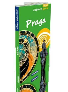 Praga przewodnik kieszonkowy + mapa EXPRESSMAP