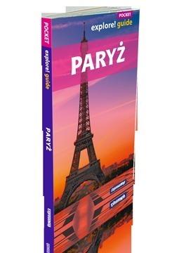 Paryż przewodnik kieszonkowy EXPRESSMAP