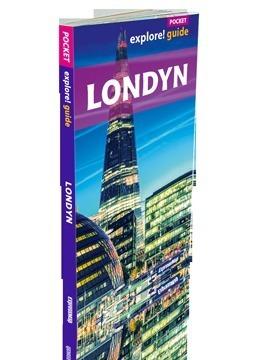 Londyn przewodnik kieszonkowy EXPRESSMAP