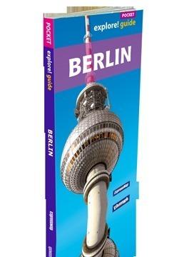 Berlin przewodnik kieszonkowy EXPRESSMAP