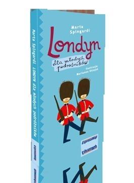 Londyn dla młodych podróżników przewodnik dla dzieci EXPRESSMAP