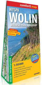 WYSPA WOLIN Woliński Park Narodowy mapa laminowana 1:50 000 EXPRESSMAP 2019