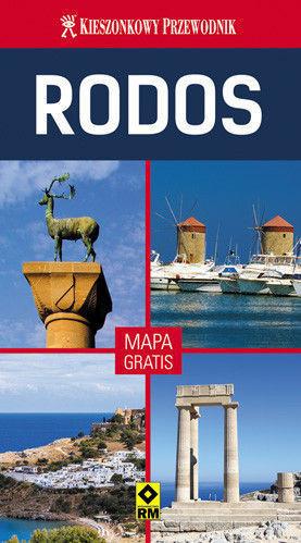 RODOS PRZEWODNIK KIESZONKOWY + MAPA GRATIS RM