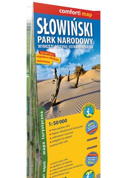 Słowiński Park Narodowy laminowana mapa turystyczna 1:50 000 EXPRESSMAP