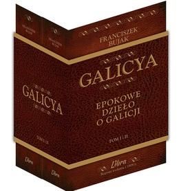 Galicya Tom 1-2 - Epokowe dzieło o Galicji - LIBRA